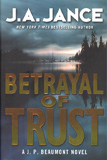 Batrayal of Trust / J.A. Jance