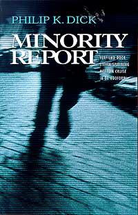 minority report philip dick
